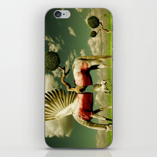 Pegasus Divided iPhone & iPod Skin