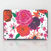 blooming love iPad Case