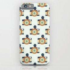 Fisheye Pattern Slim Case iPhone 6s