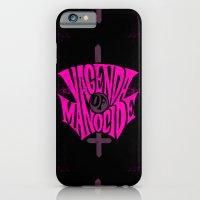 VAGENDA OF MANOCIDE iPhone 6 Slim Case