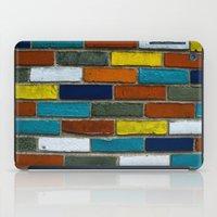 Color Wall iPad Case