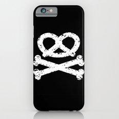 Pretz-Skull and Crossbones iPhone 6 Slim Case