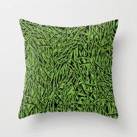 Texture  3 Throw Pillow