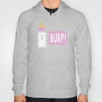 Burp (Pink) Hoody