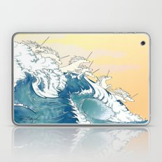 They Are in the Waves Laptop & iPad Skin