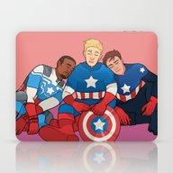 Cap Nap Laptop & iPad Skin