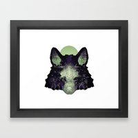 Can You Hear The Forest … Framed Art Print