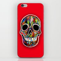 Celebrat The Life. iPhone & iPod Skin
