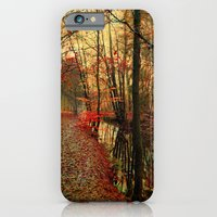 iPhone & iPod Case featuring enchants by Claudia Drossert