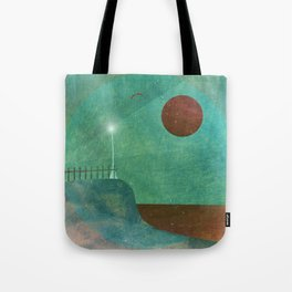 Tote Bag - Coast - Aurora Art
