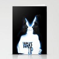 Wake Up.....(Donnie Dark… Stationery Cards