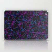Abstract Geometric 3D Tr… Laptop & iPad Skin