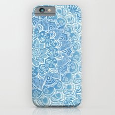 Blueberry Lace iPhone 6 Slim Case