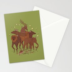 Topiary Stationery Cards
