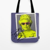 Pop Queen Tote Bag