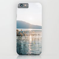 iPhone & iPod Case featuring Annecy French Alps by Blanc Coco Photographe
