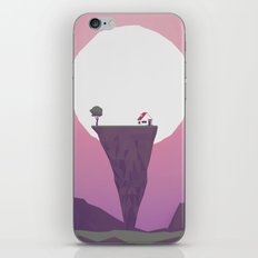 Another Full Moon iPhone & iPod Skin