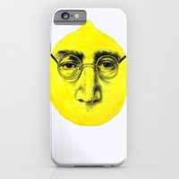 John Lemon iPhone 6 Slim Case