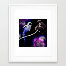 Directive Framed Art Print