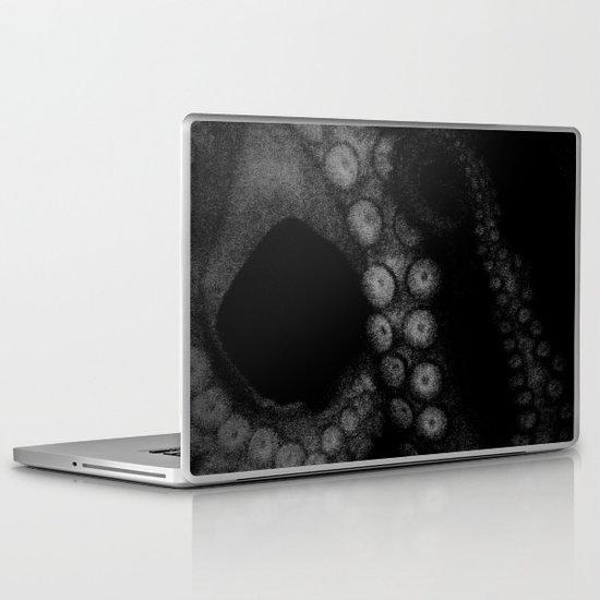 Octopus Abstract Laptop & iPad Skin