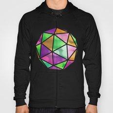 vivid dodecahedron Hoody