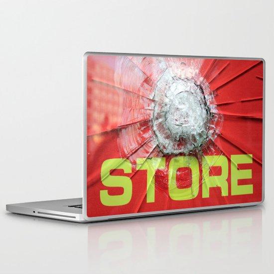 re-store Laptop & iPad Skin