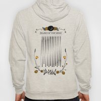 2015 Illustrated Phases of the Moon Calendar Hoody
