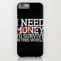 iPhone & iPod Case featuring Money & Love by Prince Arora