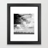 Horseland Framed Art Print