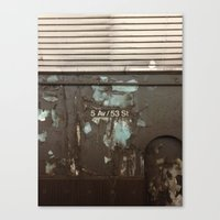 5th and 53rd Canvas Print