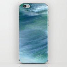 AQUA VITA dyptych, part II iPhone & iPod Skin