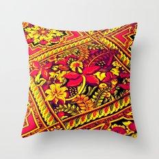 PCP v.12 Throw Pillow