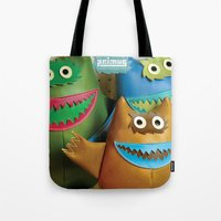 Alt. Album Cover: Green Naugahyde Tote Bag
