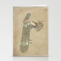 Skate Rat  Stationery Cards