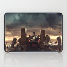 It was fun while it lasted iPad Case