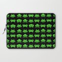 Space Invaders Laptop Sleeve