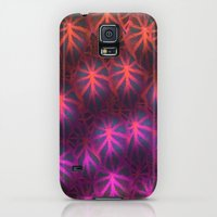 Galaxy S5 Cases featuring Rare Jungle, Dusk by Lindel Caine
