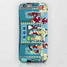 Inside Nimbus Ship iPhone 6 Slim Case