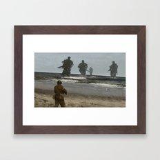 Westerplatte 1939 Framed Art Print