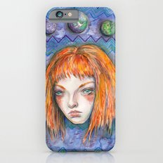 Leeloo, the Supreme Being iPhone 6s Slim Case