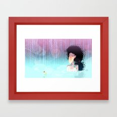 Need to relax Framed Art Print