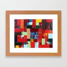 Serving Suggestion Framed Art Print