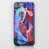 Midnight Dance With An O… iPhone 6 Slim Case
