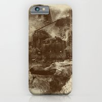 iPhone & iPod Case featuring the castle by frederic levy-hadida