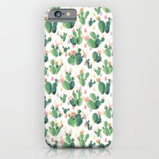 Cactus Drops iPhone 6 Slim Case