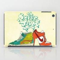 super jam iPad Case