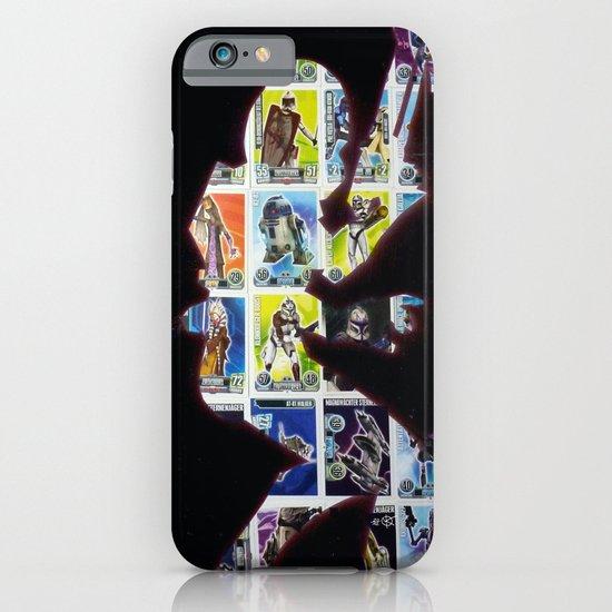 Cut StarWars Collage 2 iPhone & iPod Case