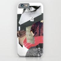 four eyes iPhone 6 Slim Case