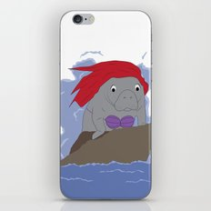 Sea Dreams iPhone & iPod Skin