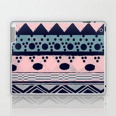 PASTEL NORDIC TRIBAL II Laptop & iPad Skin